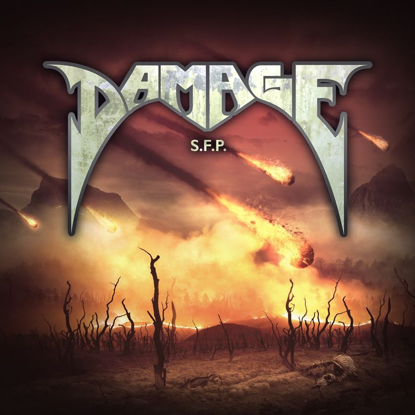 DAMAGE S.F.P. album2019