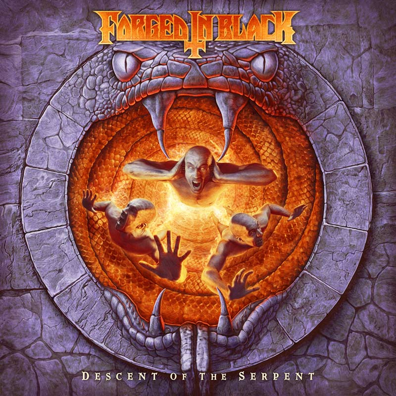 Forged In Black album2019