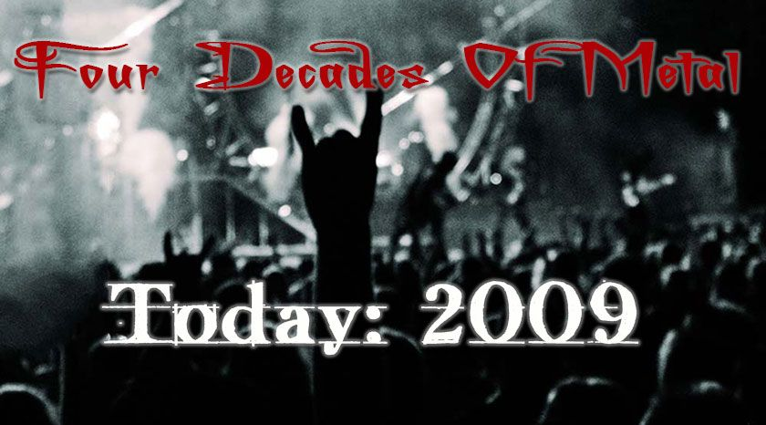four decades of metal 2009