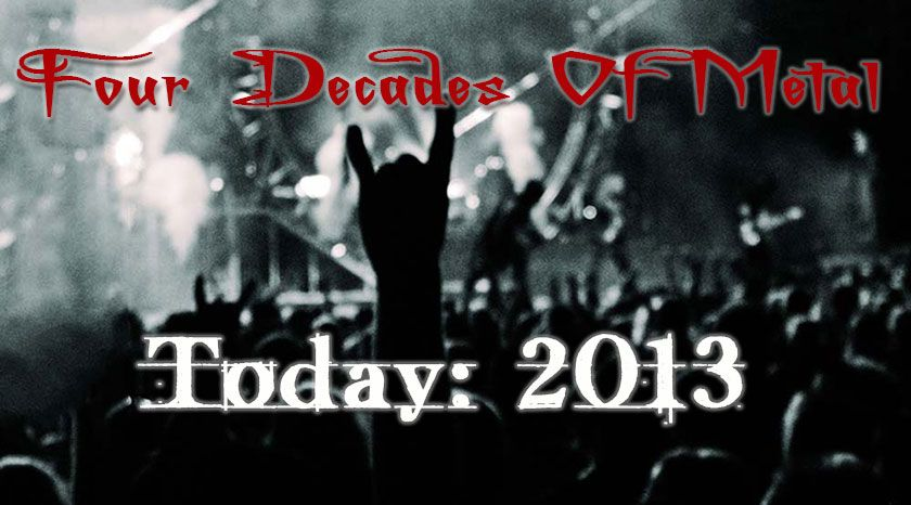 four decades of metal 2013