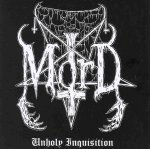 MORD Unholy inquisition
