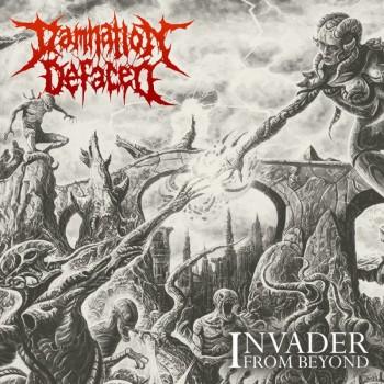 DAMNATION DEFACED Invader From Beyond